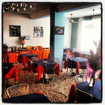 Hotel Villa Elia: Sala colazione (dalle 8.00 alle 12.00)