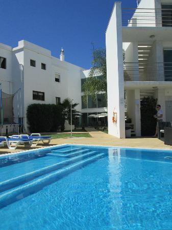 Hotel Sao Sebastiao De Boliqueime: The pool