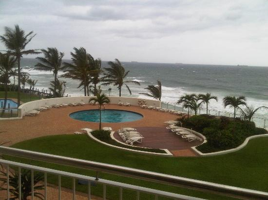 uMhlanga Sands Resort: View from the Balcony