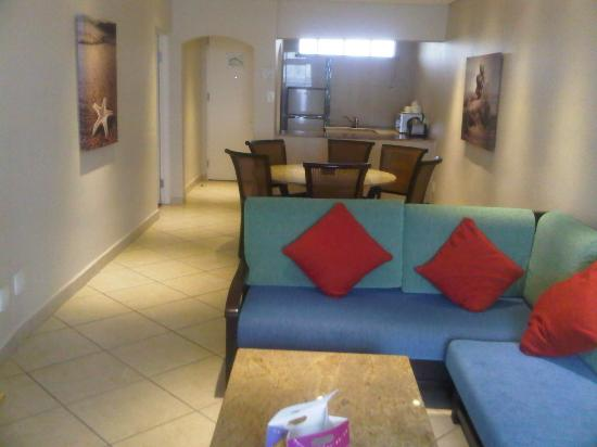uMhlanga Sands Resort: Main Living Area