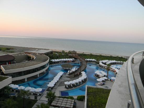 Sherwood Dreams Resort: Утро