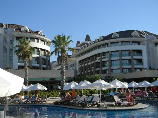 Sherwood Dreams Resort: Корпуса