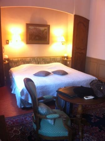 Hostellerie Berard : chambre