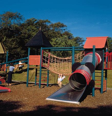 Hoburne Doublebois: Adventure playground