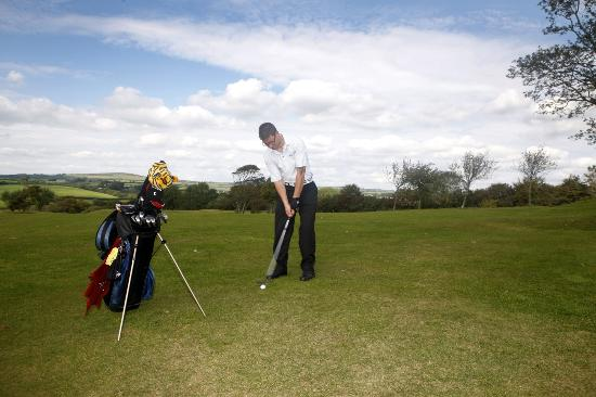 Hoburne Doublebois: Golf