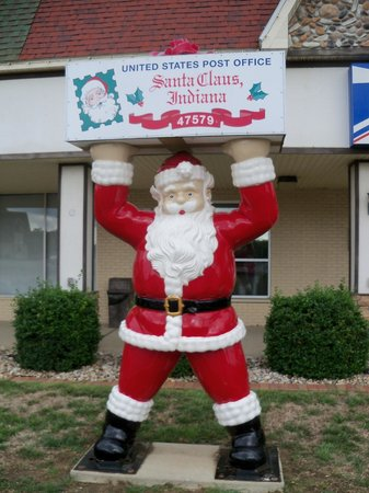 ‪Santa Claus Post Office‬