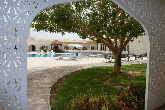 Falaj Daris Hotel: Relaxing