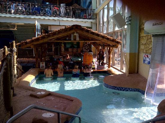 Basketball Area Picture Of Kalahari Resorts