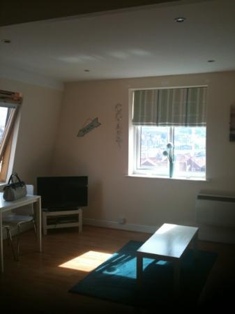 La Maison Apartments: Cosy apt with great views