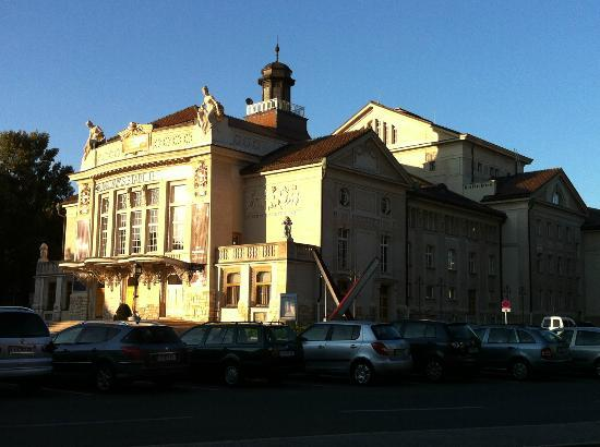 Hotel Geyer: Teatro - Klagenfurt