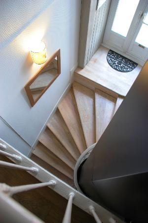 Hotel de l'Ocean: Escaliers