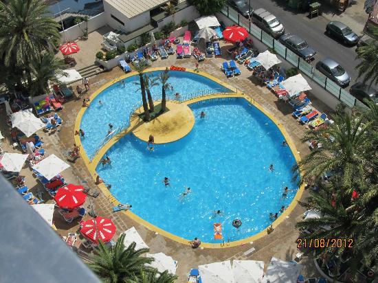Hotel Marina Resort Benidorm: Piscina