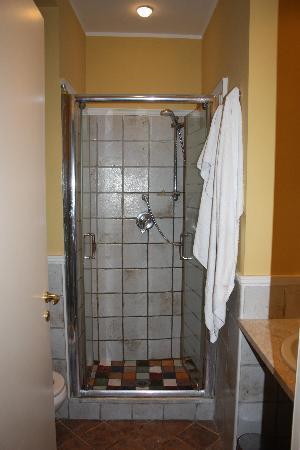 Delle  Palme: bagno camera 4