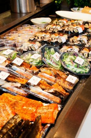 Klar Ferdig Fisk: Tasty boxes, all ready to take away