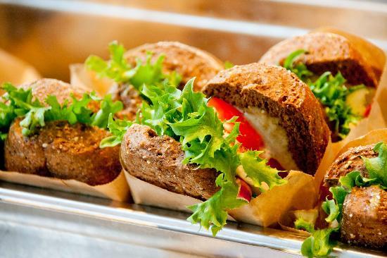 Klar Ferdig Fisk: Grilled sandwich