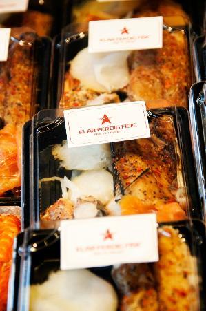 Klar Ferdig Fisk: Taste of Norway, smoked seafood