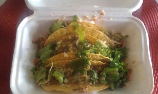 Lazy Burrito