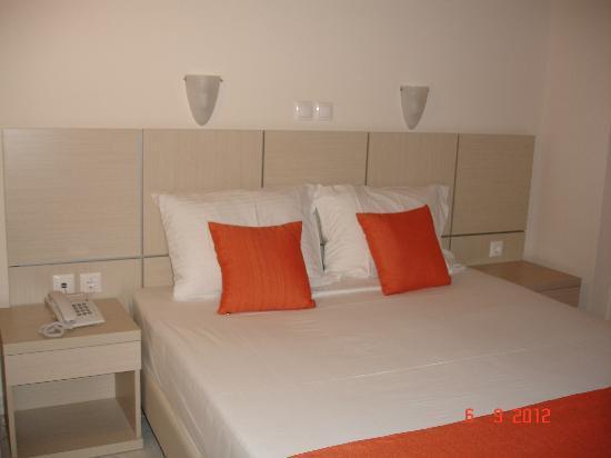 Al Mare Beach Hotel : τα δωμάτια...