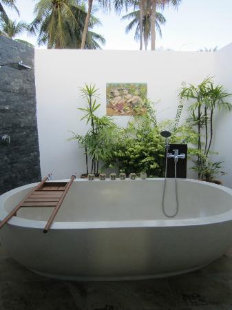 Samui Jean Resort : salle de bain