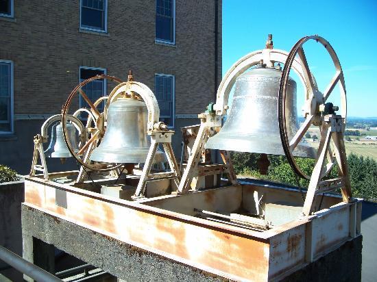 Mount Angel Abbey: The Bells