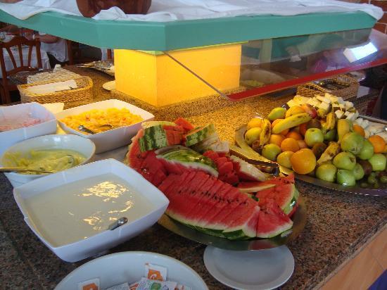 Sun Club Eldorado: buffet dessert normal