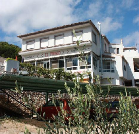 Pension  El Pirineo: HOSTAL  EL  PIRINEO