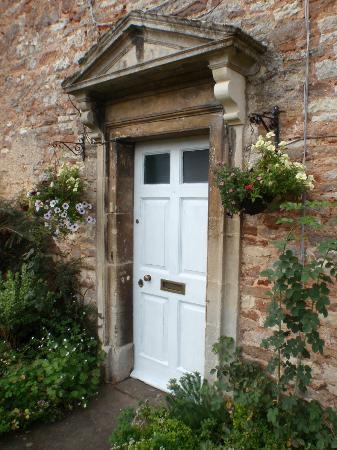 The Old Parsonage: front door