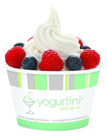 Yogurtini Self Serve Frozen Yogurt