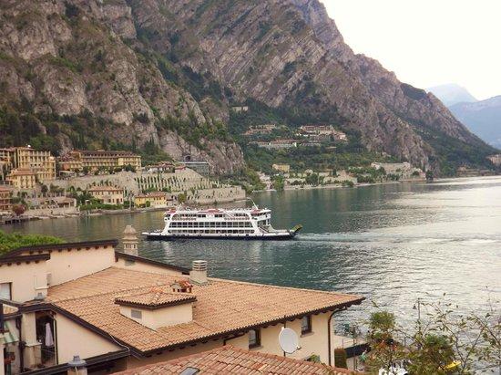 Ristorante Alla Noce: View from the terrace.