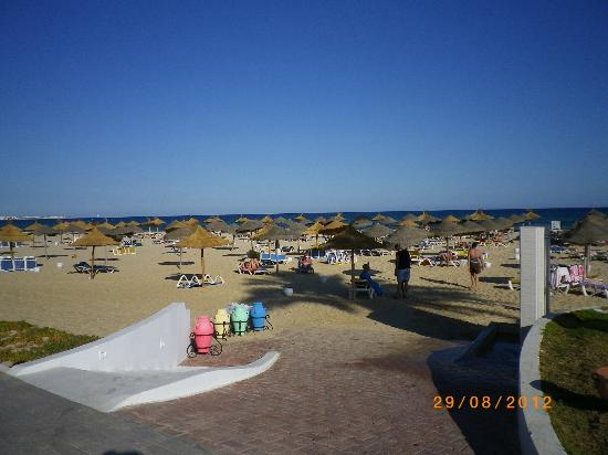 Club Eldorador Salammbo : plage