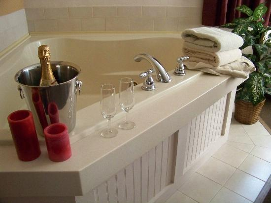 Bayside Resort Hotel: Hotel room