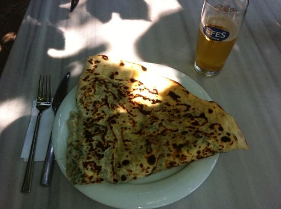 Cici Sirince Mutfagi: best Savoury 'Cheese & Spinach' pancakes in the whole wide world ...