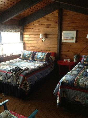 Trout House Village Resort: Bedroom