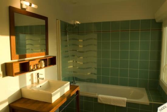 Hôtel Le Marin : Salle de bains