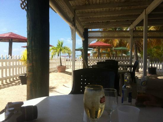 Turners Beach Restaurant: Nice Surroundings at Turners Beach