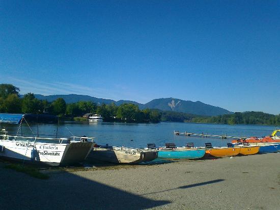 Gästehaus Zum Schweizer: Wunderschöner Staffelsee