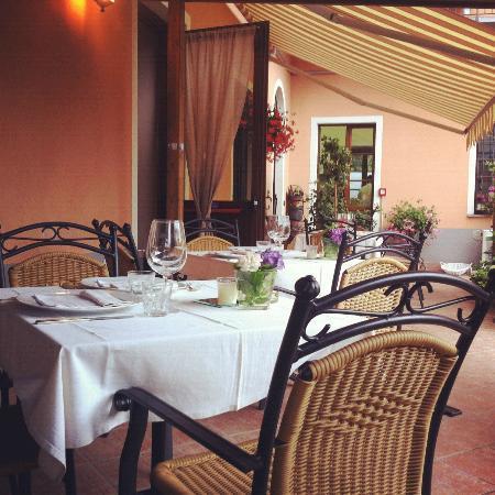 La maison d 39 andre gallarate restaurantbeoordelingen for Andre maurois la maison