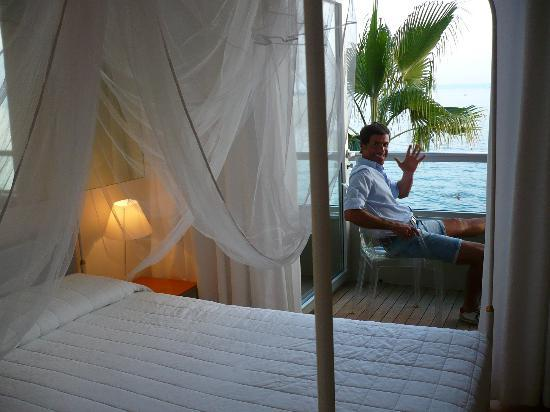 Hotel Miramare: che panorama...