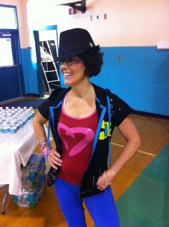 Fit Your Way : Marcia at ZumbaThon