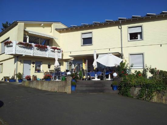 Garni Hotel Kraterblick: Außenansicht