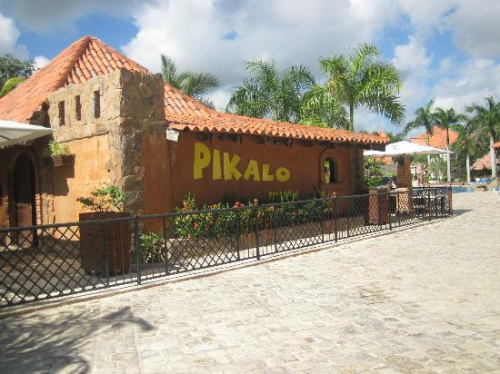 IFA Villas Bavaro Resort & Spa: Pikalo Pizzeria