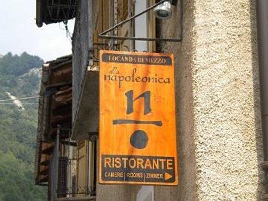 alla napoleonica: Locanda