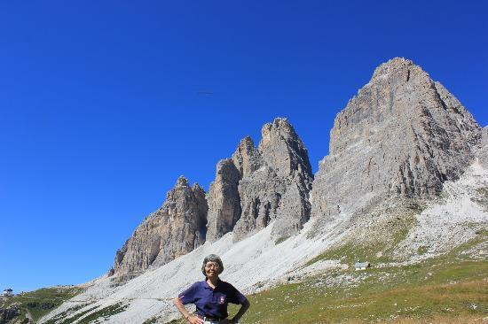 Tre Cime di Lavaredo: Tre Cime Dolomite group