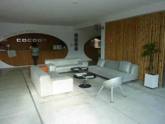 Hotel Cocoon : hall