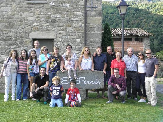 El Ferres Turisme Royal : Casa rural El Ferrés