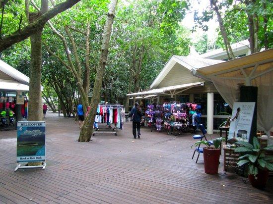 Green Island Resort: Resort