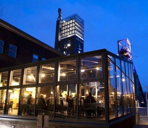 Heiner's: Wintergarten