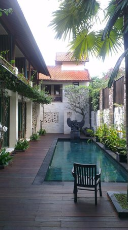 Cinta Inn: pool