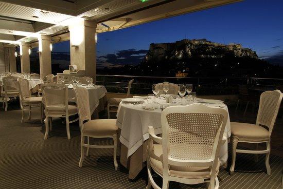 Electra Roof Garden Restaurant