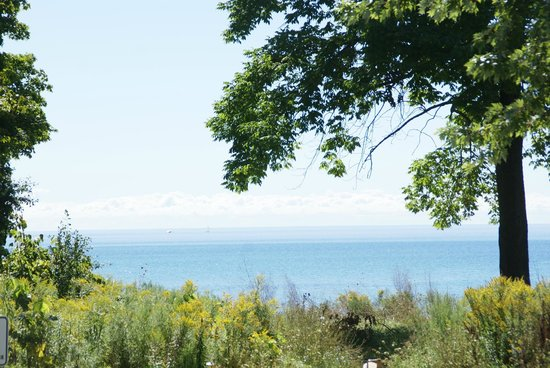 Rotary Park: View of Lake Ontario